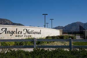 The Angeles National Golf Course